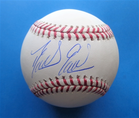 Domingo German NY Yankees Pitching ACE this Yr Signed OML Baseball JSA + WYWHP Certified NO RESERVE