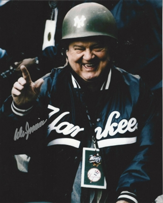 Don Zimmer Signed Famous Army Hemet 8x10 Photo PIFA COA