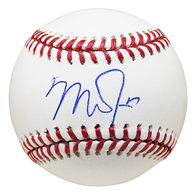 Mike Trout Signed Rawlings Official MLB Baseball (MLB Hologram)