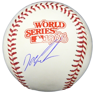 "Dwight ""Doc"" Gooden Signed Rawlings 1986 World Series Baseball"