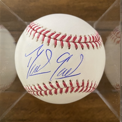 New York Yankees Pitcher Domingo German Signed Baseball